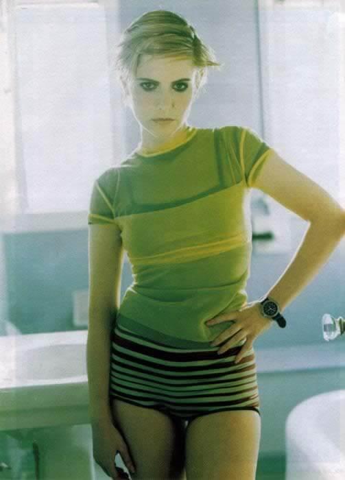 Jennifer Jason Leigh sexy look