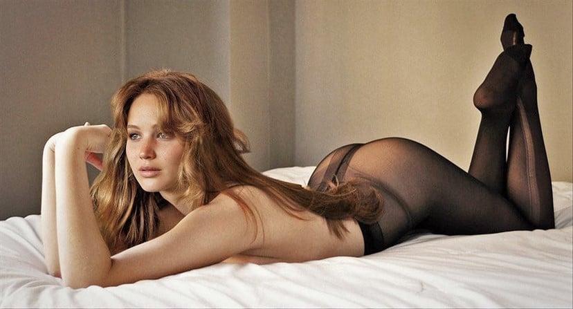 Jennifer Lawrence hot butt