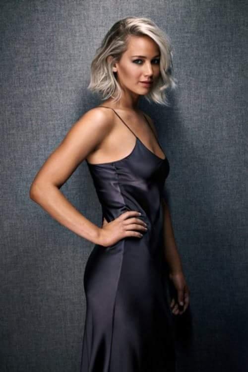 Jennifer Lawrence hot side pics
