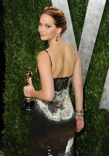 Jennifer Lawrence sexy butt