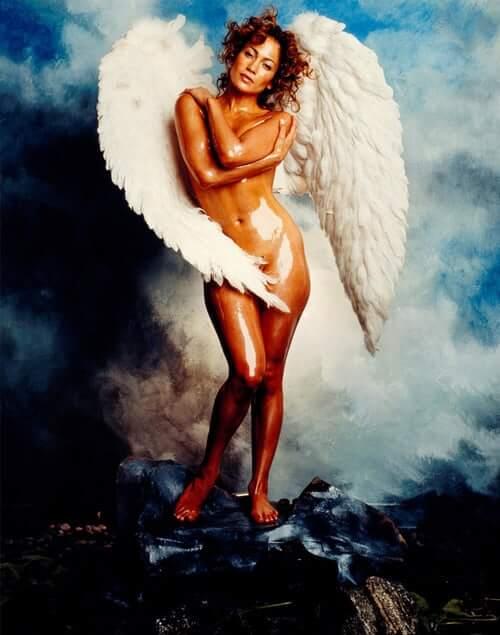 Jennifer Lopez sexy nude pic