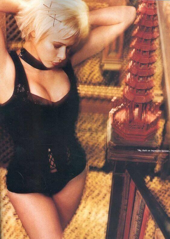 Jennifer Sky hot