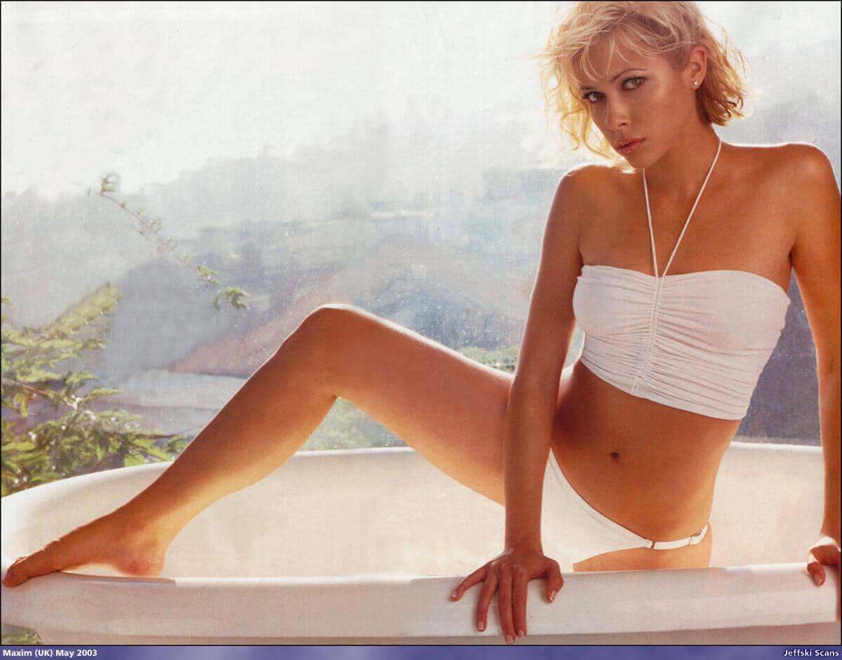 Jennifer Sky sexy feet picture