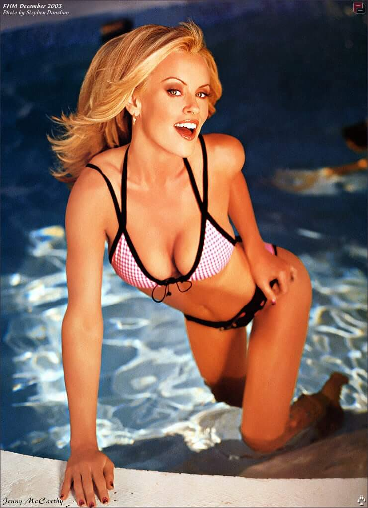 Jenny Mccarthy hot picture