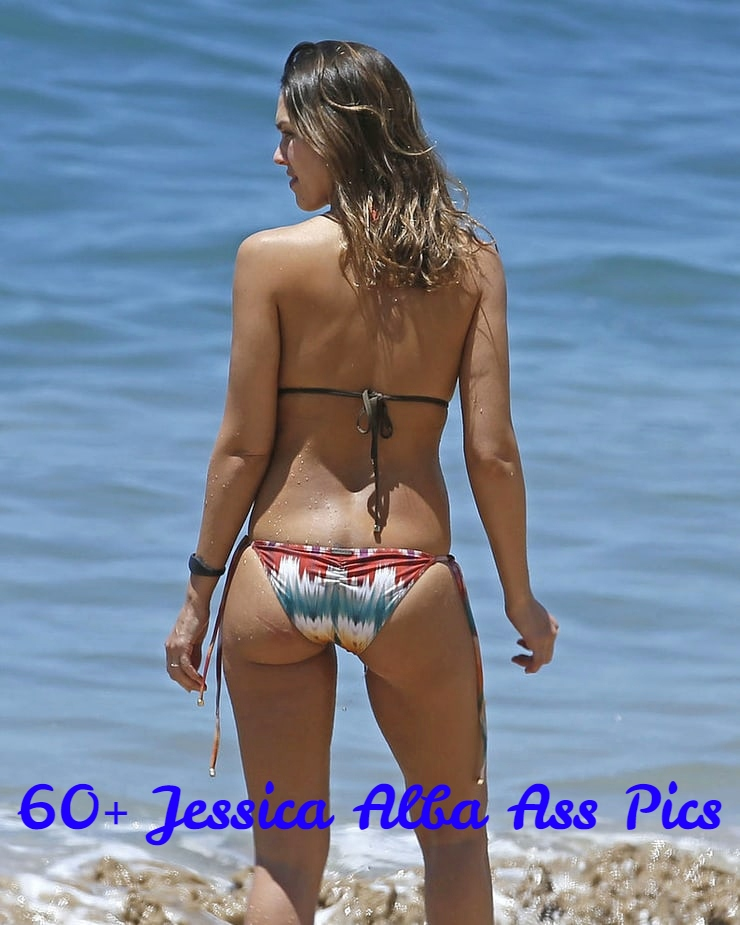 Jessica Alba ass pic