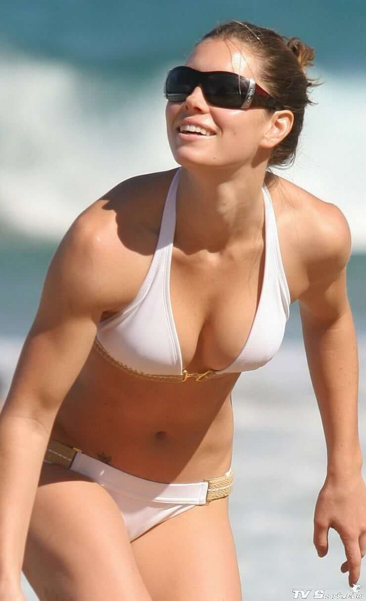 Jessica Biel hot bikini pic