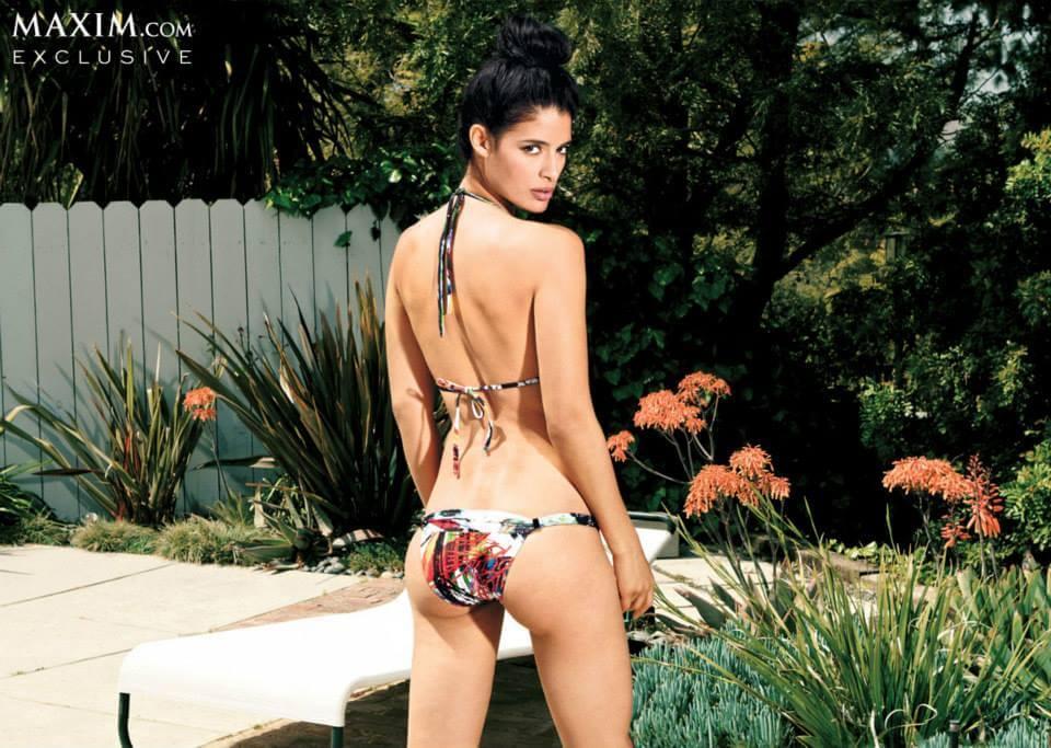 Jessica Clark sexy butt