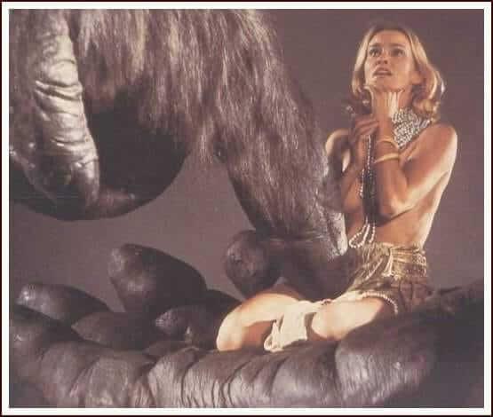 Jessica Lange hot