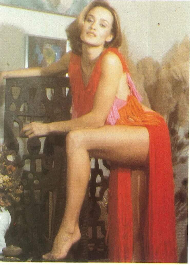 Jessica Lange sexy feet