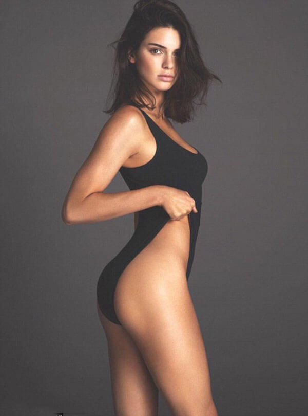 Kendall Jenner sexy butt