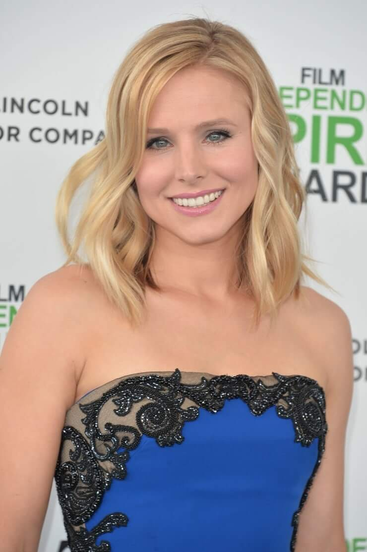 61 Hottest Kristen Bell Boobs Pictures Expose Her Perfect