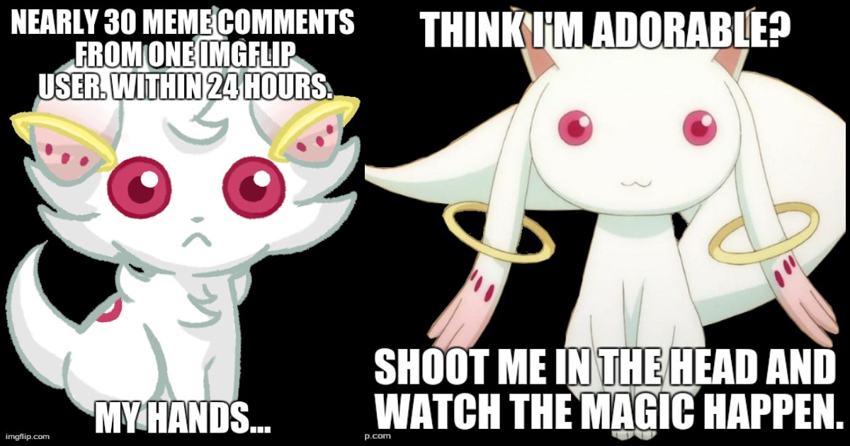 80 Kyubey Memes You Can Relate To Geeks On Coffee