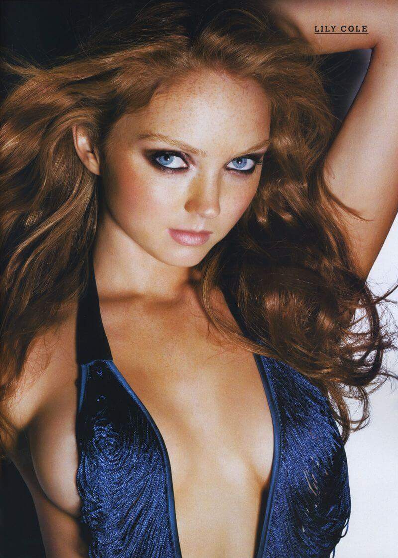 Lily-Cole-hot-look