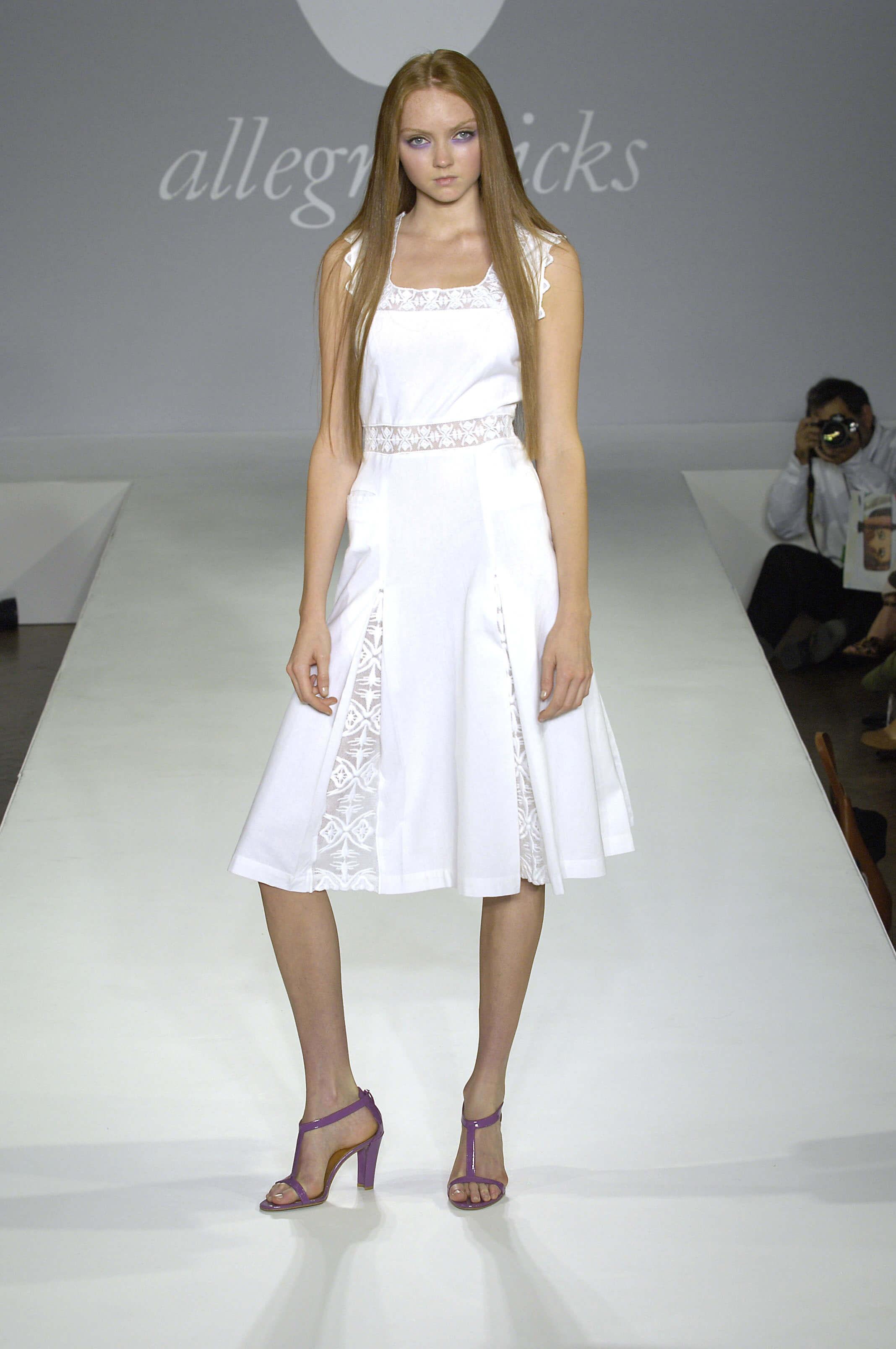 Lily-Cole-sexy-white-dress