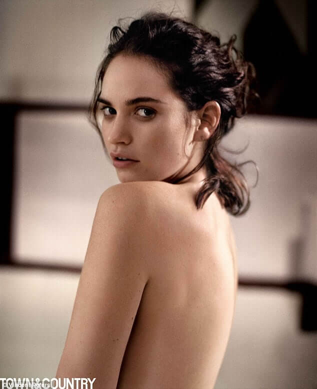 61 Lily James Sexy Pictures Prove She Is A Goddess On Earth