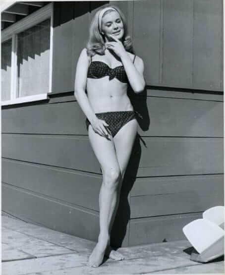 Linda Evans bikini pic