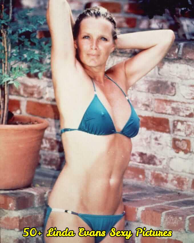 Linda Evans sexy bikini pictures