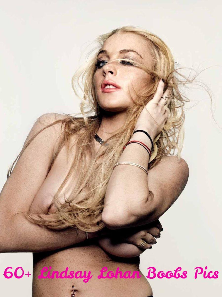 Lindsay Lohan Boobs pic