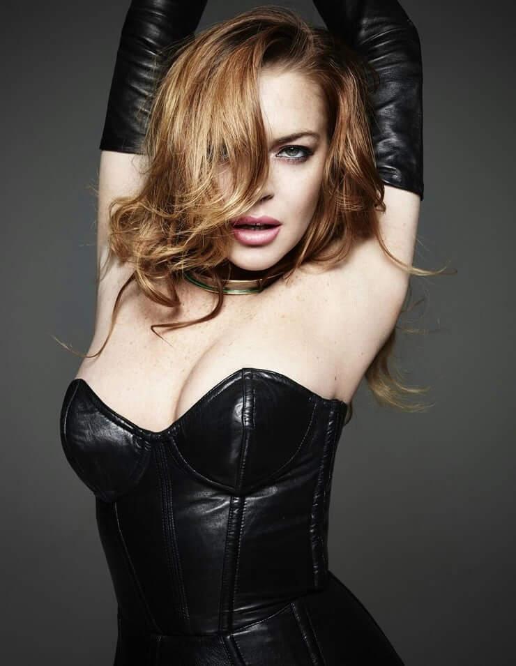 Lindsay Lohan sexy bikini pics (4)