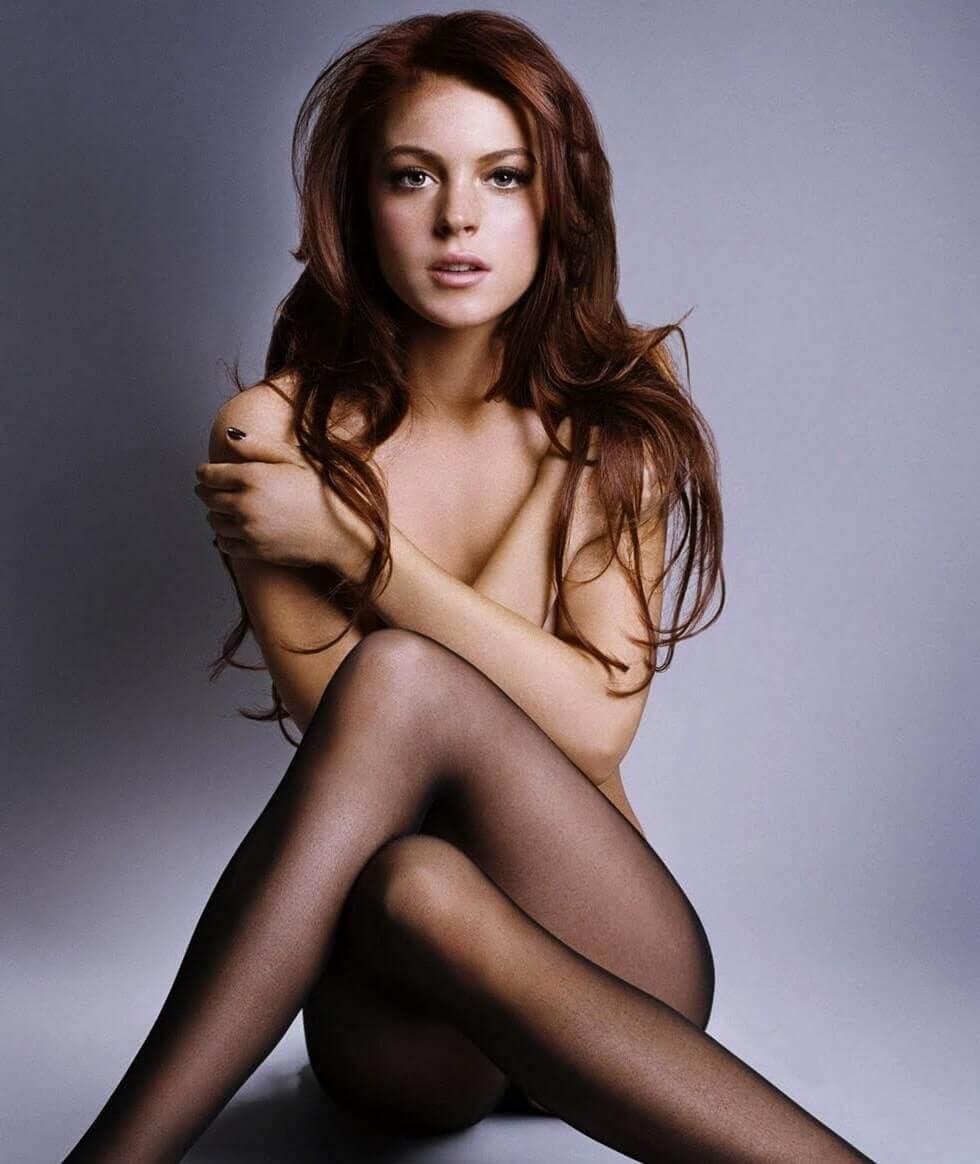 Lindsay Lohan sexy nude pics