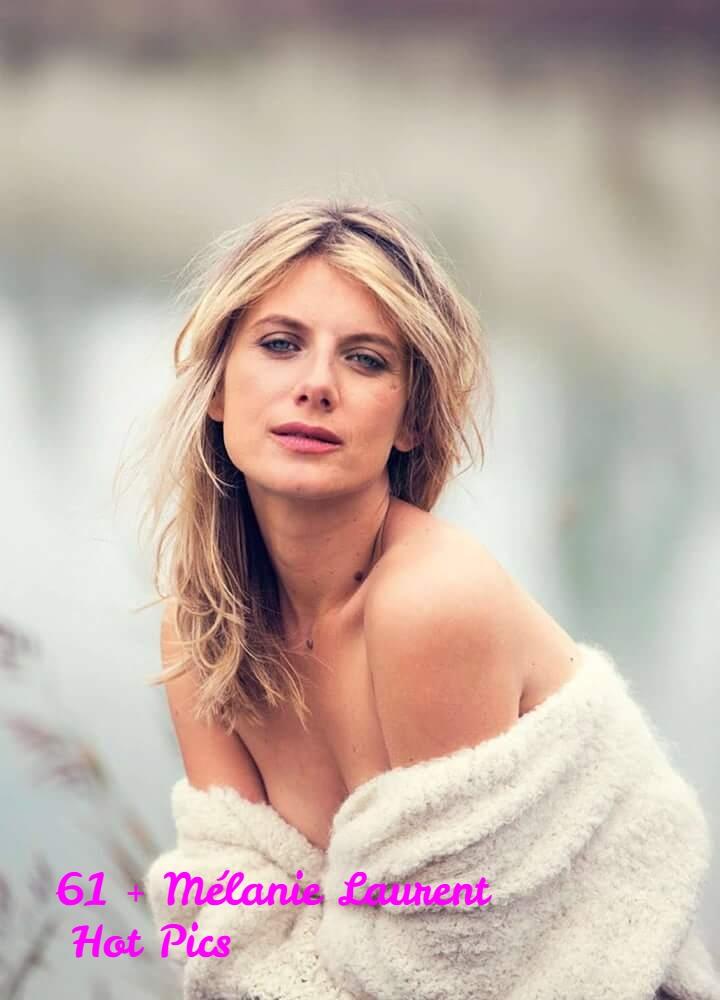 Mélanie Laurent near nude (1)