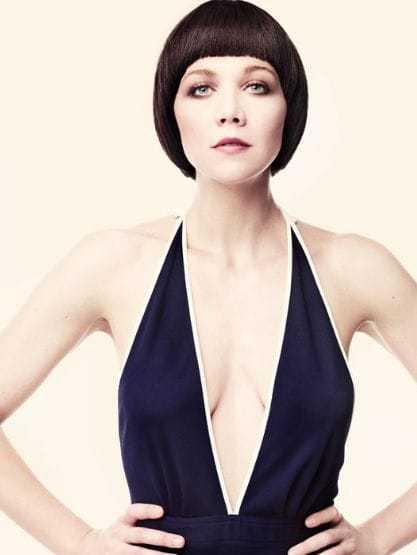 Maggie Gyllenhaal cleavage