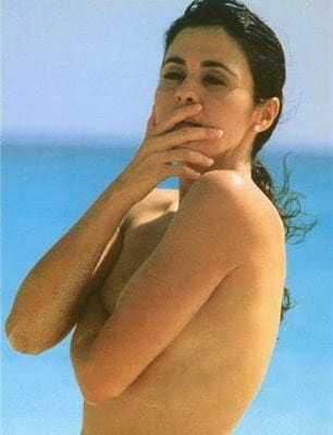 María Conchita Alonso topless