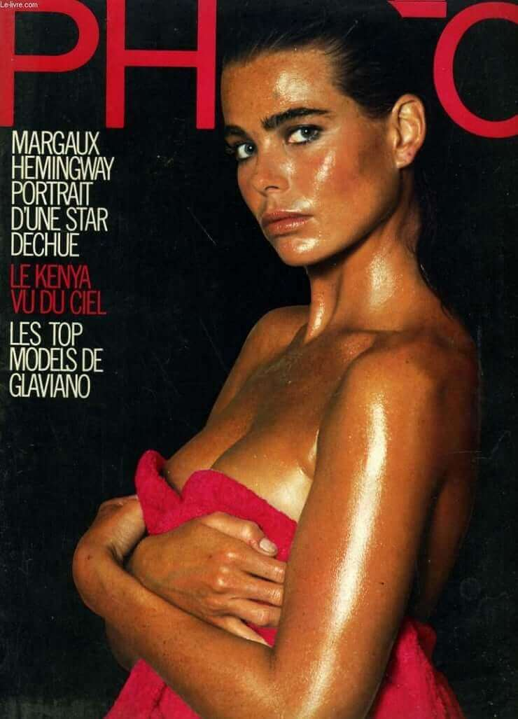 Margaux Hemingway sexy pictures