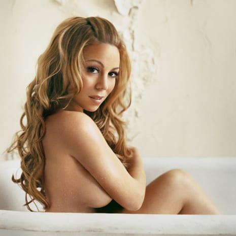 Mariah Carey sexy iamge