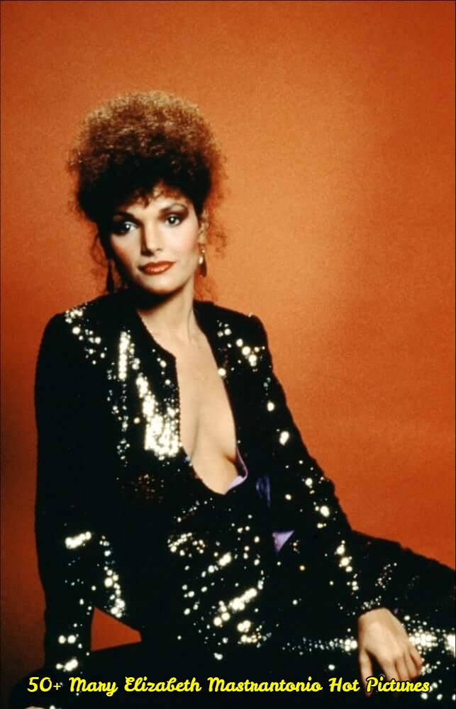 Mary Elizabeth Mastrantonio sexy cleavage pictures