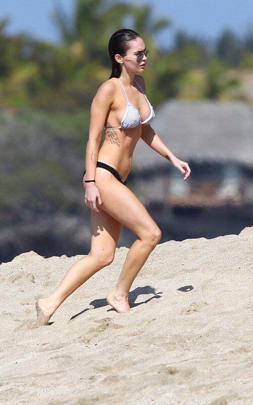 Megan Fox hot side pics