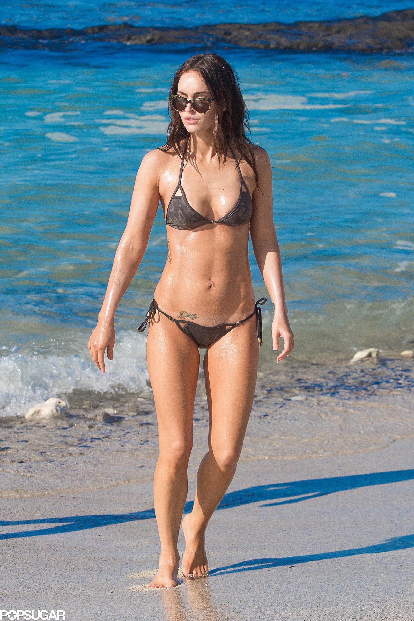 Megan Fox sexy bikini picture