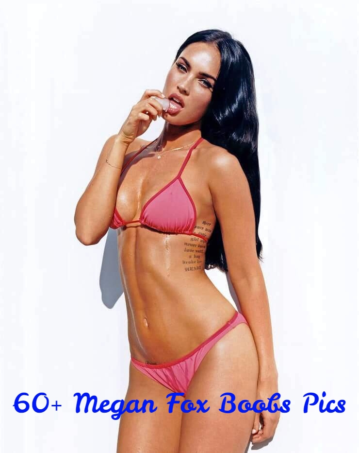 61 Sexy Megan Fox Boobs Pictures Are Paradise On Earth Geeks On
