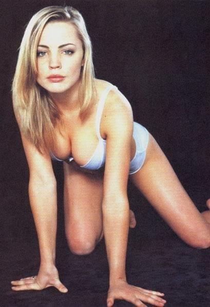 Melissa George hot boobs