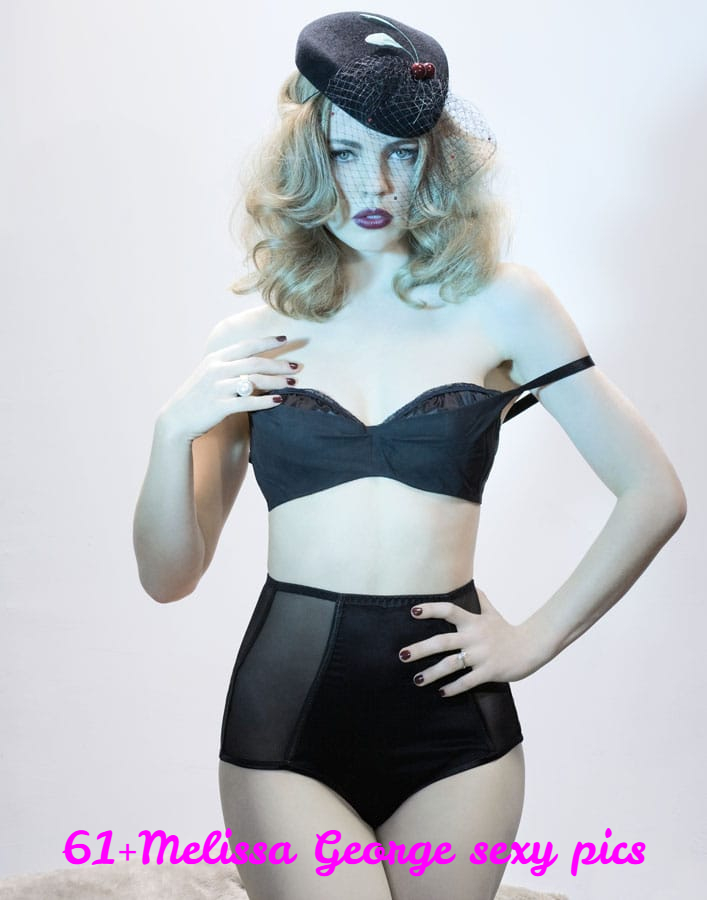 Melissa George hot pictures