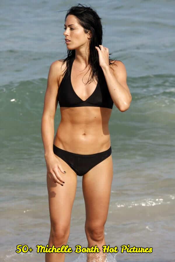Michelle Borth sexy bikini pic