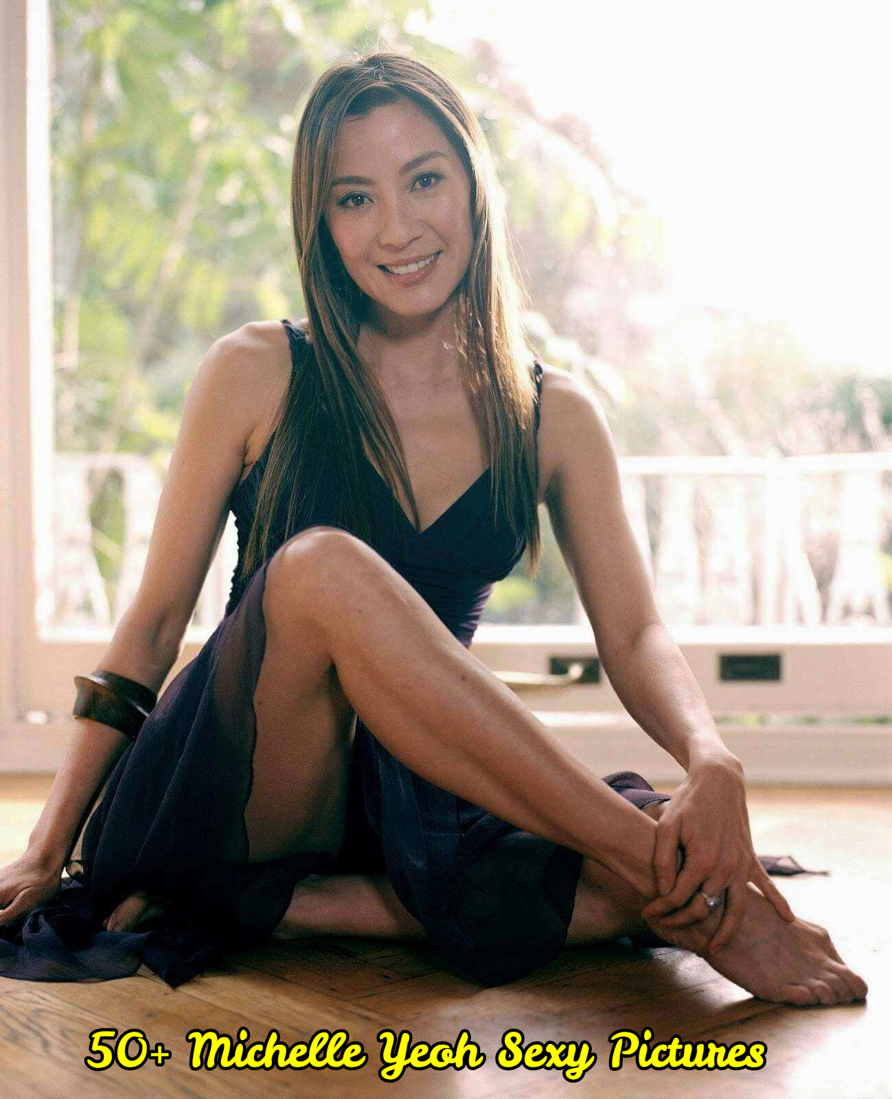 Sexy Michelle Yeoh