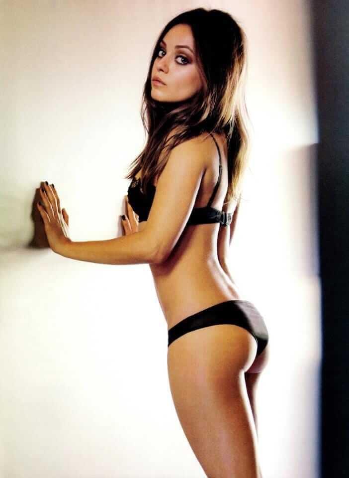 Mila Kunis hot butt