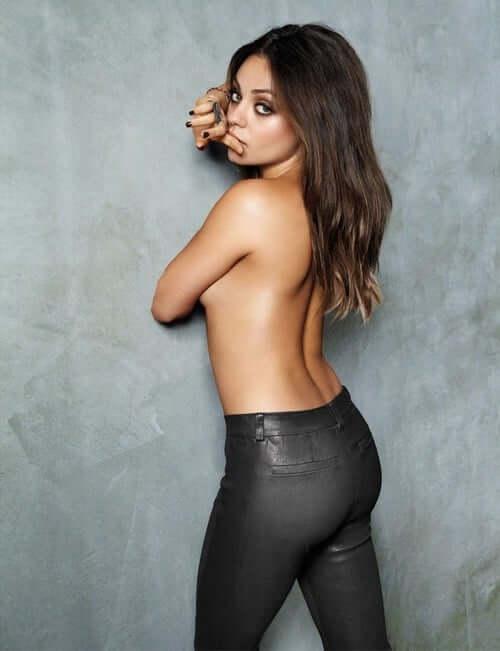 Mila Kunis sexy nude pics