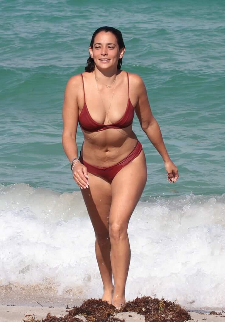 Natalie Martinez hot bikini pictures