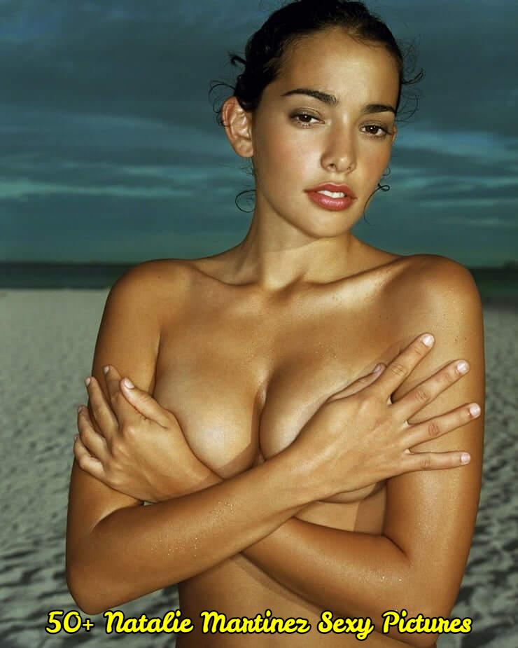 Natalie Martinez sexy topless pic