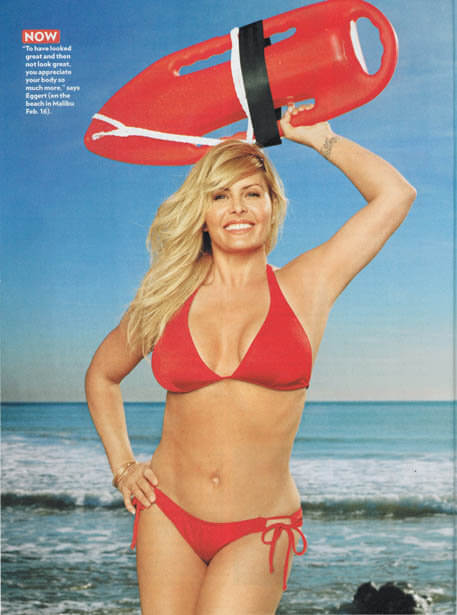 Nicole Eggert sexy bikini