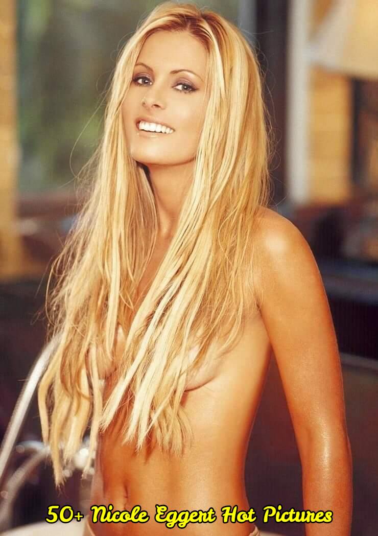Nicole Eggert sexy topless pic