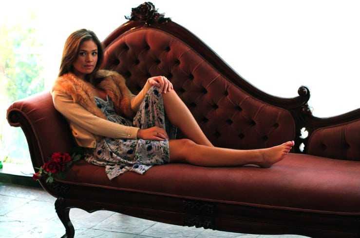 Nicole Gale Anderson feet hot