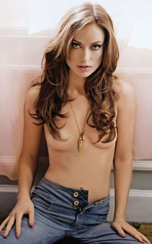 Olivia Wilde sexy image