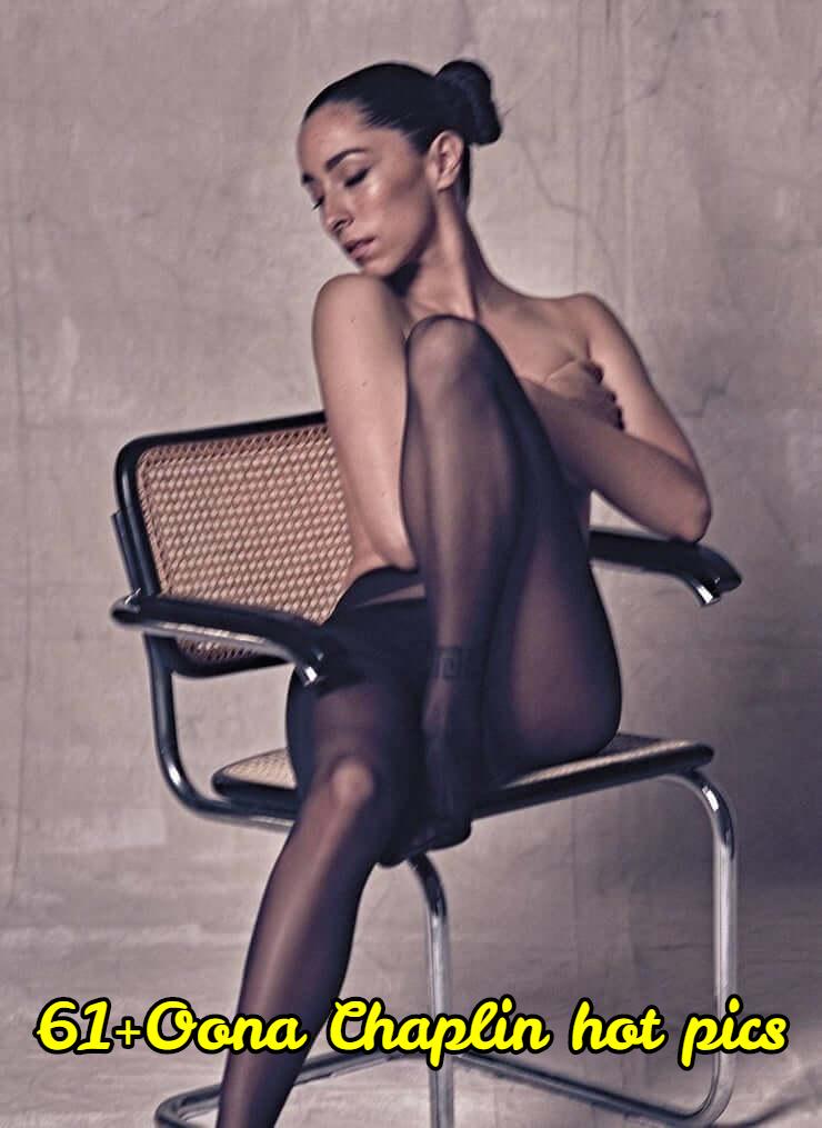Oona Chaplin topless (1)
