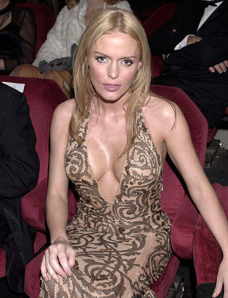 Patsy Kensit cleavage pictures