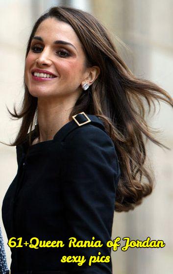 Queen Rania SEXY