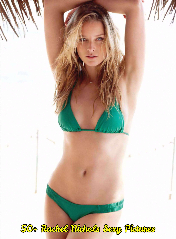 Rachel Nichols hot bikini pictures