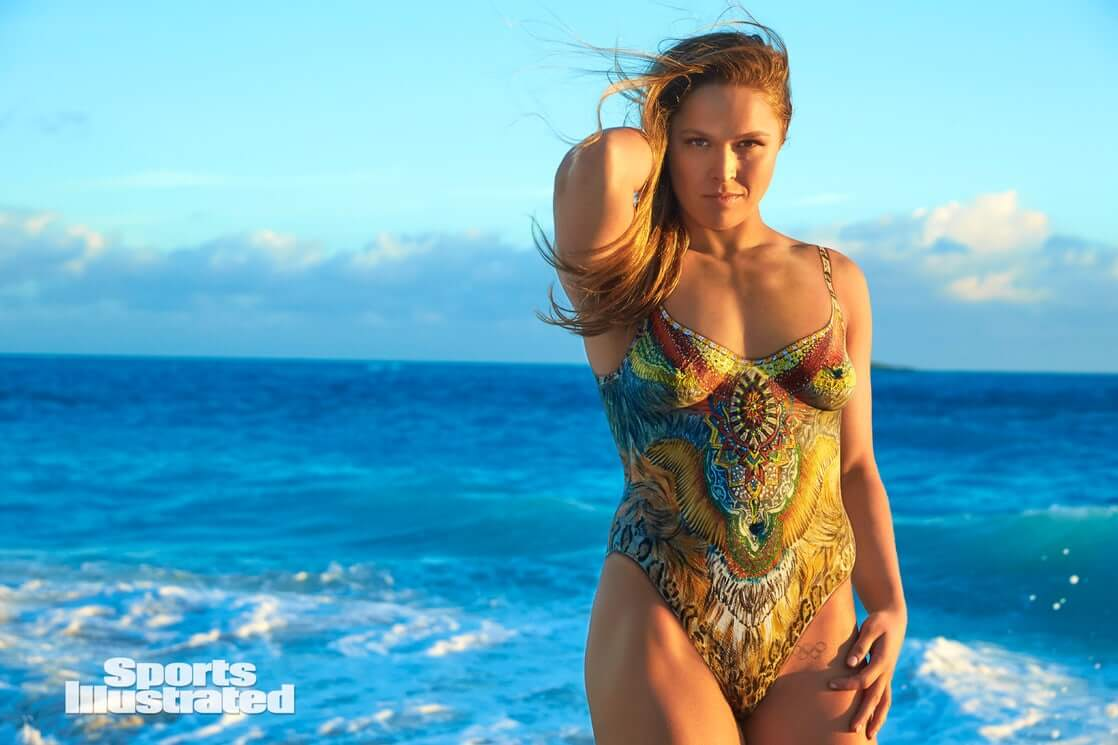 Ronda Rousey sexy pictures